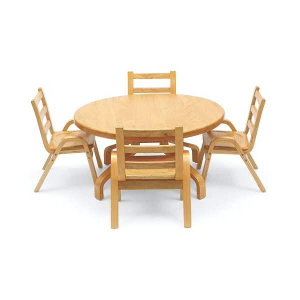 Real Wood Table-Chair Set  sc 1 st  Baby Changing Stations & Real Wood Table-Chair Set - Koala Baby Care