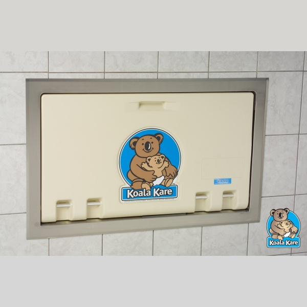Stainless Steel Stations Baby Changing Stations Koala Baby Care - Koala baby change table
