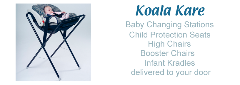 Koala Bear Kare   Baby Changing Station, GENUINE KOALA PRODUCTS!